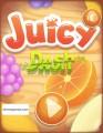 Juicy Dash: Menu