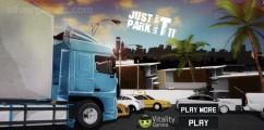 Just Park It 11: Menu