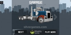 Just Park It 11: Gameplay Truck