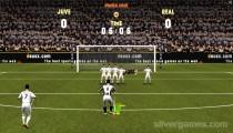 Juve Vs Real: Gameplay Soccer Goal