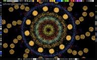 Kaleidoscope Drawing: Gameplay Drawing
