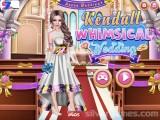 Kendall Wedding Dressup: Menu
