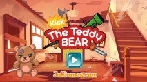 Kick The Teddy Bear: Menu