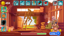 Kick The Teddy Bear: Gameplay.destruction