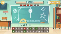 Kids Hangman: Gameplay Kids Fun