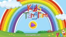 Kids Tangram: Menu