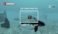 Killer Whale Simulator: Catch A Fish