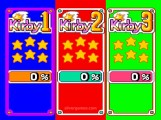Kirby Super Star: Level Selection Kirby