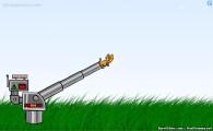 Kitten Cannon: Kitten Distance Fun
