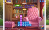 Kitty Scramble: Gameplay Guessing Words