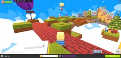 Kogama Christmas Runner: Gameplay Kogama