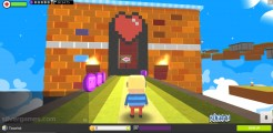 Kogama Christmas Runner: Platform Game