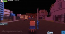 Kogama: Human Vs Roblox: Kogama Gameplay