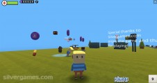 Kogama Wipeout: Gameplay Kogama Fun