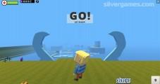 Kogama Wipeout: Gameplay Kogama