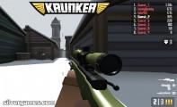 Krunker: Sniper