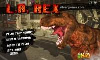 LA Rex: Menu