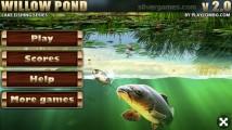 Lake Fishing: Screenshot