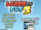 Learn To Fly 3: Menu