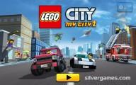 Lego My City 2: Menu