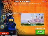 Lego Ninjago: Flight Of The Ninja: Blue Ninja