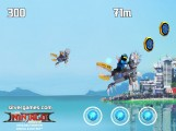 Lego Ninjago: Flight Of The Ninja: Flying Jelly Sub
