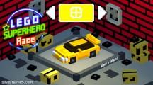 Lego Superhero Race: Game