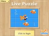 Live Puzzle: Menu