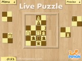 Live Puzzle: Chess Play Puzzle