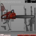 Load Up And Kill: Game Chainsaw