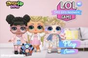 LOL Soft Girls: Screenshot