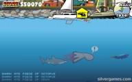Los Angeles Shark: Diving