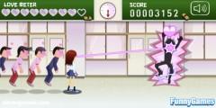 Flirting On School: Gameplay
