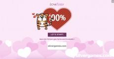 Love Tester: Menu