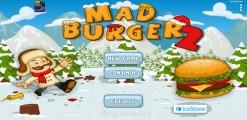 Mad Burger 2: Menu