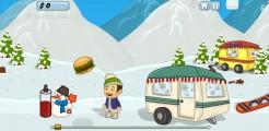 Mad Burger 2: Burger Throwing Gameplay