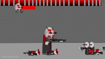 Madness Torturation: Shooting Enemies Gameplay