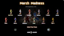 March Madness: Team Selection Basketball