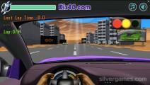 Maserati GranTurismo: Gameplay Racing Cockpit
