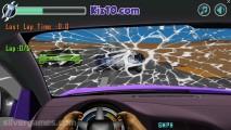 Maserati GranTurismo: Gameplay Broken Window