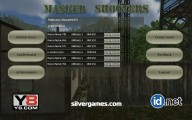 Masked Shooters Multiplayer: Multiplayer Io Battle