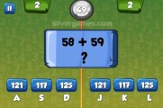 Math Duel 2 Player: Gameplay Calculating