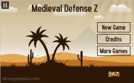 Medieval Defense Z: Screenshot