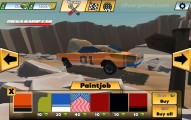 Mega Ramp Race: Garage Racing