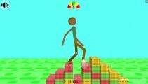 Milk Crate Challenge: Gameplay Walking Steps