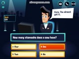 Millionaire Quiz: Final Answer