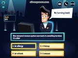 Millionaire Quiz: Question