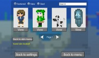 Mine Blocks: Skins