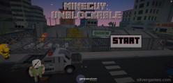 MineGuy: Unblockable: Menu