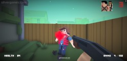 MineGuy: Unblockable: First Person Shooter Block Graphic